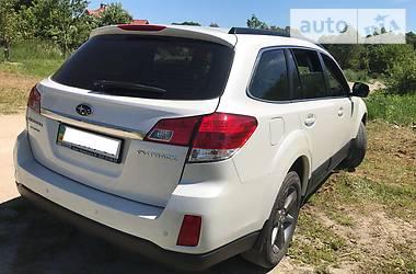 Subaru Outback 2.5i 2012