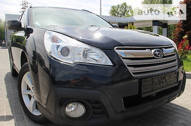 Subaru Outback 3.6 PREMIUM+NAVI 2014