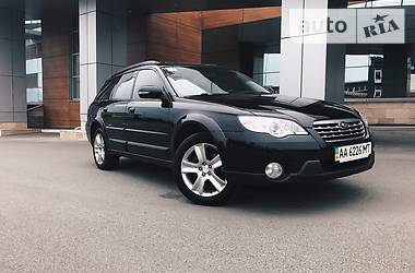 Subaru Outback ATMOSPHERE 2007