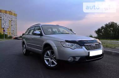 Subaru Outback 2.5i AVT Restailin 2007