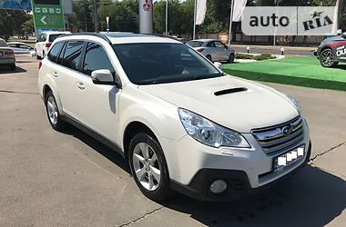 Subaru Outback Boxer Full 2014
