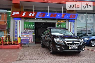 Subaru Outback 2.0d 2016
