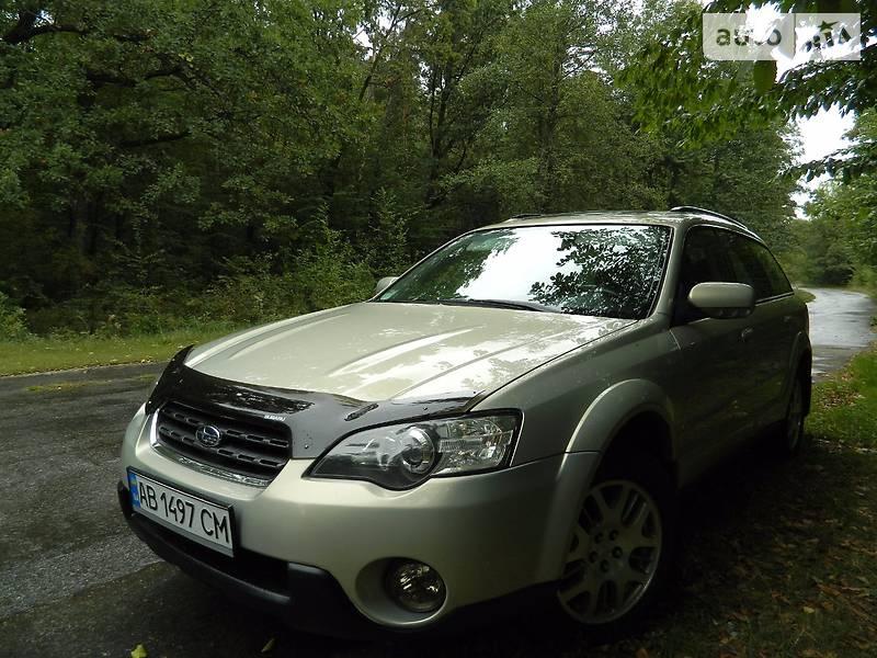 Subaru Outback 2005 года