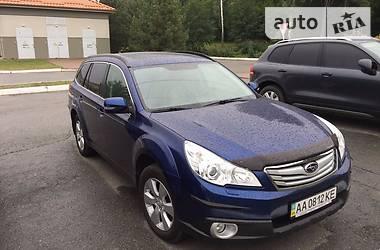 Subaru Outback Full 2010