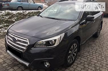 Subaru Outback CVT ZQ Premium 2016
