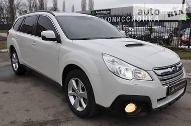 Subaru Outback BOXER DIEZEL 2015