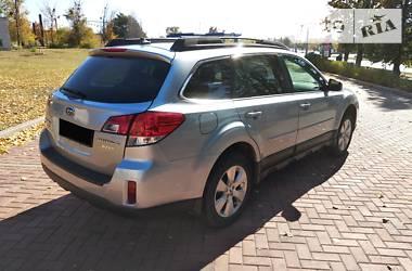 Subaru Outback limited edition 2011