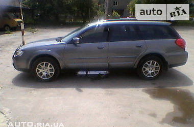 Subaru Outback Leqacy 2005