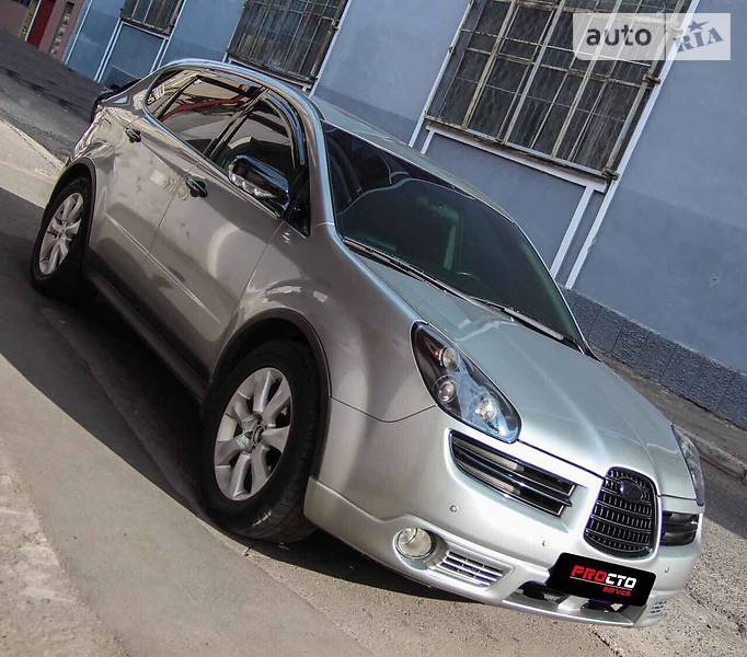 Subaru Tribeca 2006 года