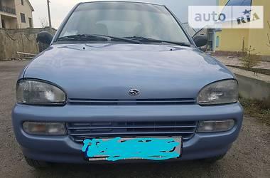 Subaru Vivio 0.7 AVTOMAT 1995