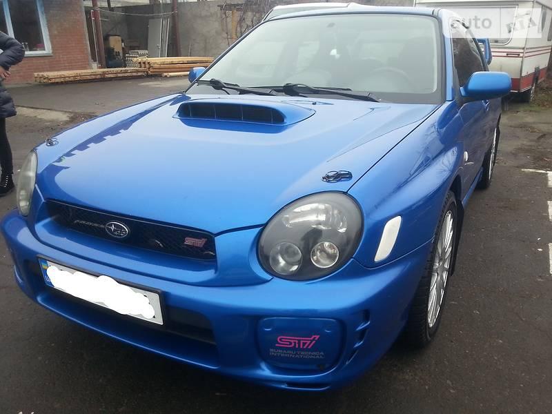 Subaru WRX STI Sedan