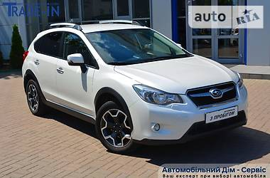 Subaru XV 2.0 TOP NAVI 2012