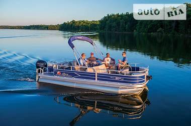 Sun Tracker Fishin Barge 22 DLX 2016