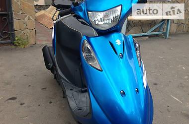 Suzuki Address 125 4Т  2013