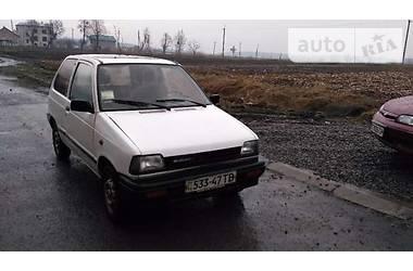 Suzuki Alto  1989