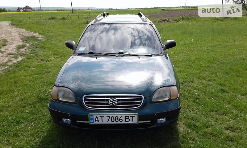 Suzuki Baleno 1999 года