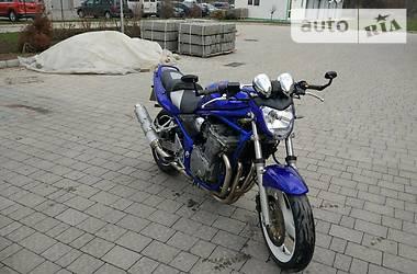 Suzuki Bandit GSF 600 2002