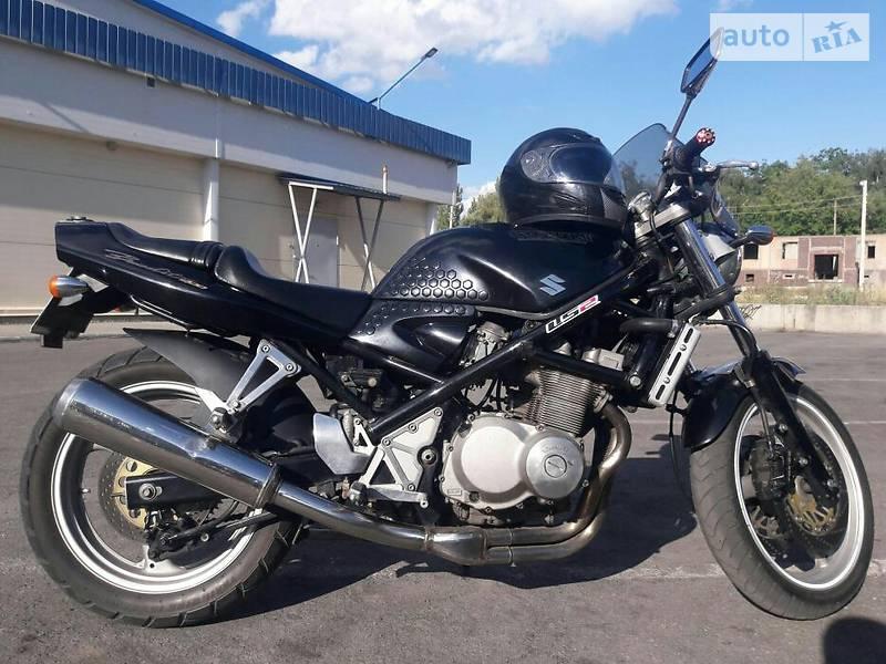 Suzuki Bandit 1992 года