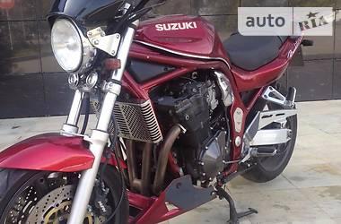 Suzuki Bandit GSF1200 2002