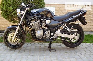 Suzuki Bandit GSF 600 N 2002