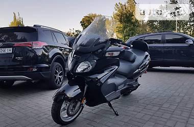 Suzuki Burgman 650 2009