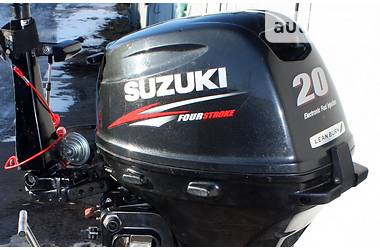 Suzuki DF  2014