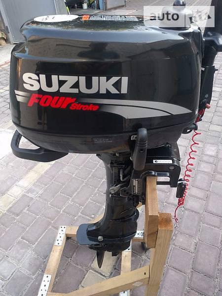 Suzuki DF 2008 года