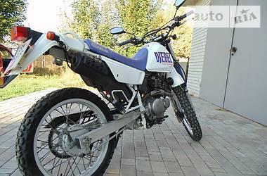 Suzuki Djebel 200 1997