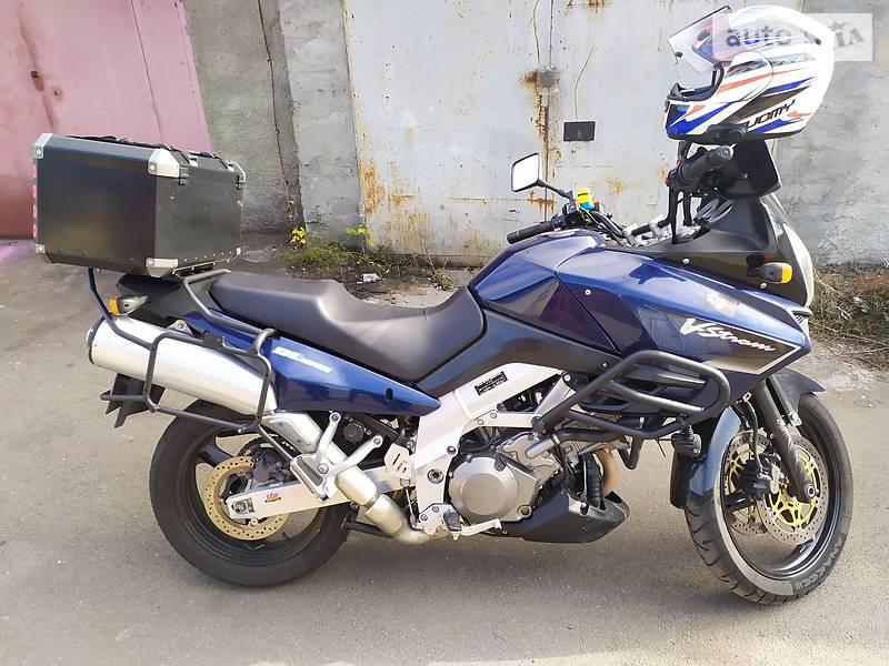 Мотоцикл Многоцелевой (All-round) Suzuki DL