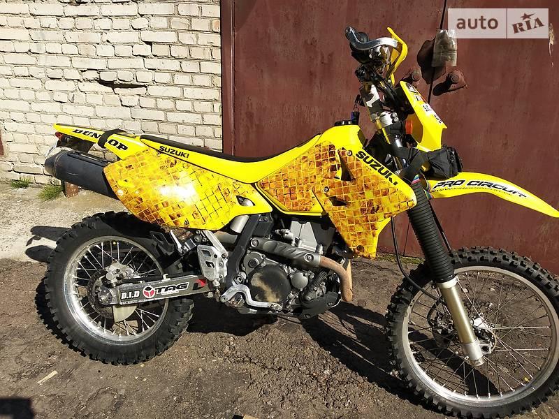 Мотоцикл Многоцелевой (All-round) Suzuki DR-Z 400