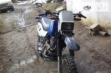 Suzuki DR  1989