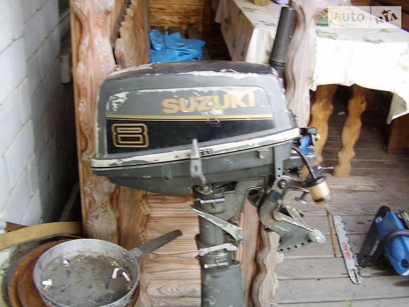 Лодочный мотор сузуки 30 2005 года