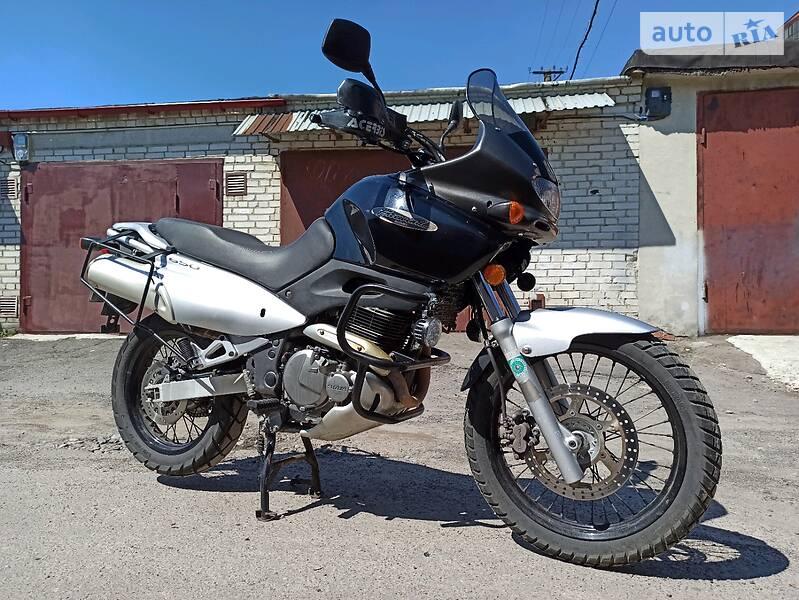 Мотоцикл Многоцелевой (All-round) Suzuki Freewind