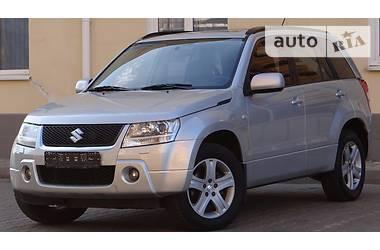 Suzuki Grand Vitara Europa 2007