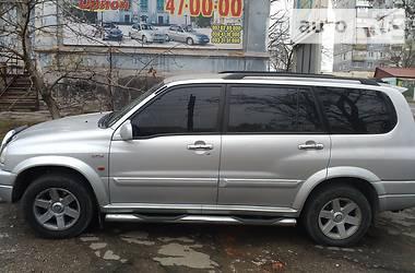 Suzuki Grand Vitara XL7 2002