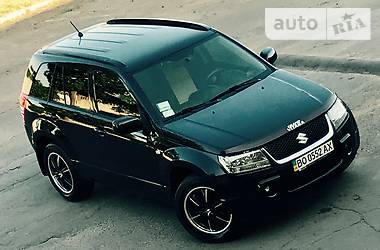 Suzuki Grand Vitara FULL/GAZ 2007