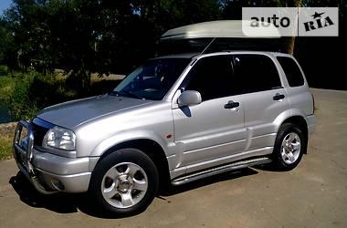 Suzuki Grand Vitara 2.0 4х4 2004