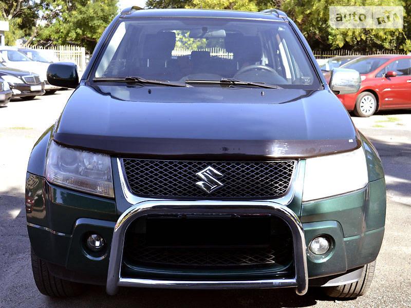 Suzuki Grand Vitara 2007 року
