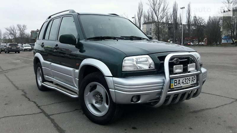 Suzuki Grand Vitara 1999 року