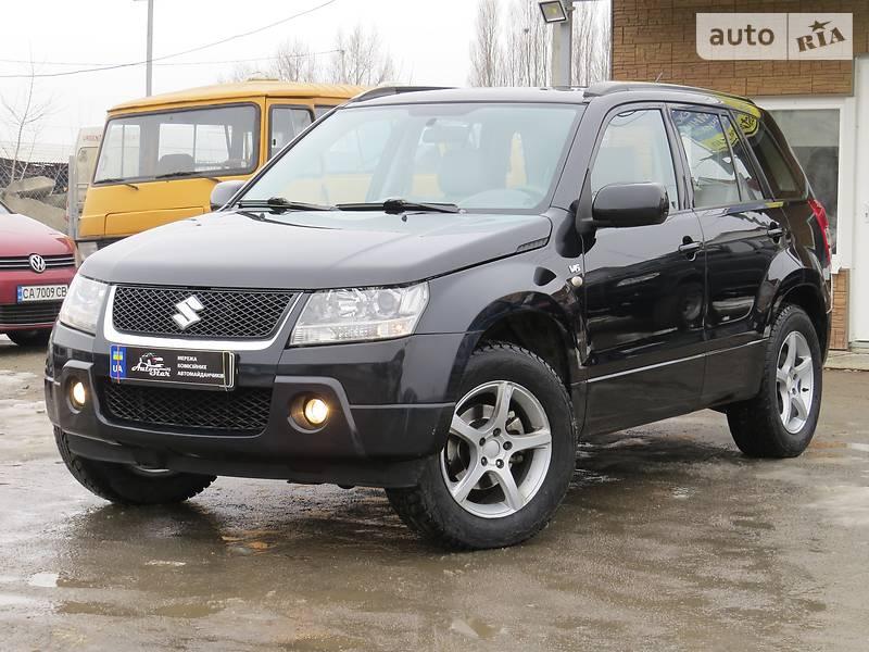 Suzuki Grand Vitara 2007 года