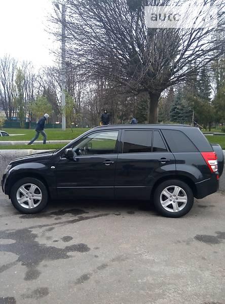 Suzuki Grand Vitara 2008 року