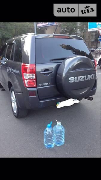 Suzuki Grand Vitara 2008 года