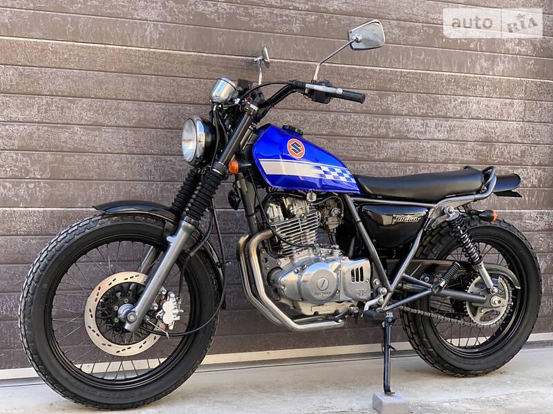 Мотоцикл Многоцелевой (All-round) Suzuki GrassTracker