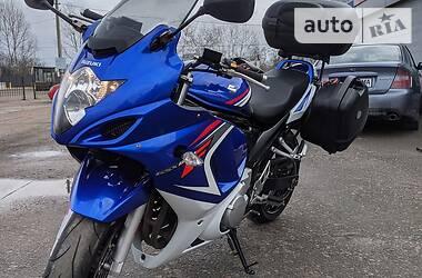Suzuki GSX 650F Katana 2008