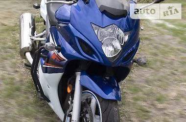 Suzuki GSX-F   2009