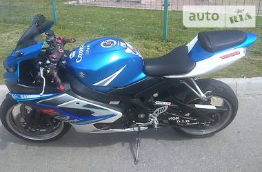 Suzuki GSX-R  2008