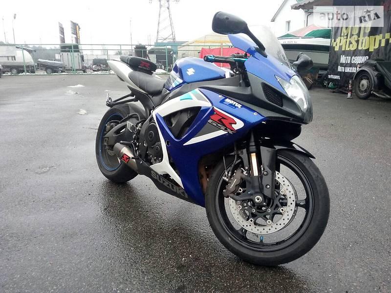 Suzuki GSX-R 2006 года
