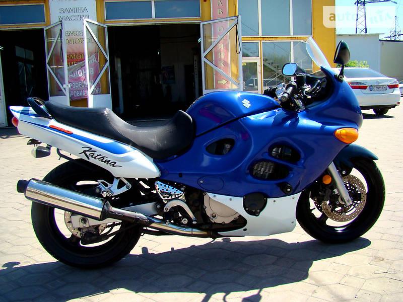 Suzuki Katana 2006 года