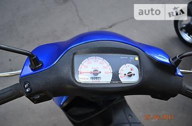 Suzuki Lets 2 Бабочка 2002