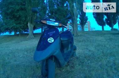 Suzuki Lets 2 Combination Brake DX 1999